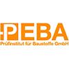 PEBA Prüfinstitut für Baustoffe GmbH Köpenicker Landstraße 280 D – 12437 Berlin Tel. +49 (0) 30-63 95 80-0 Fax +49 (0) 30-63 95 80-50