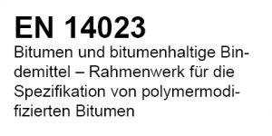EN 14023