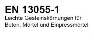 EN 13055-1