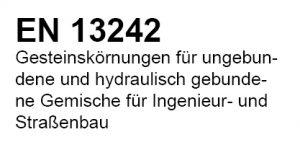 EN 13242